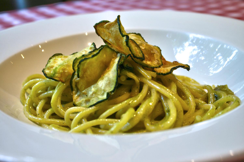 La Cocina italiana de Da Giuseppina Madrid